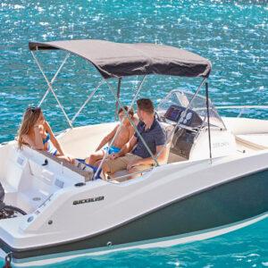 Quicksilver 555 open location de bateaux sur la Côte d'Azur