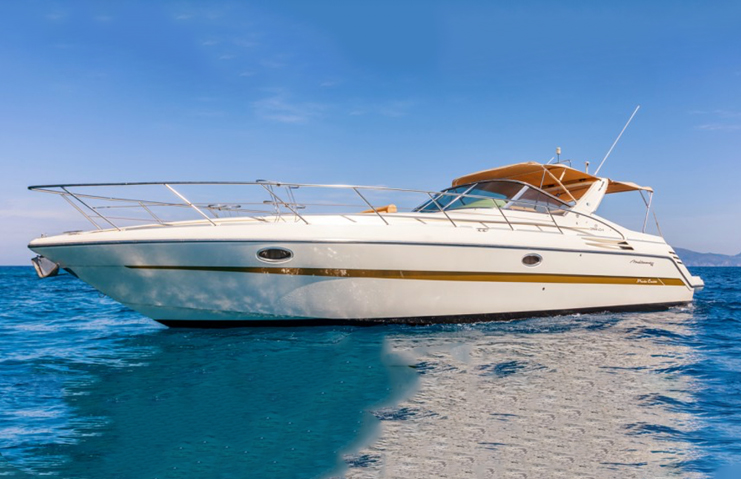 Rental of boats with skipper in Villefranche sur mer