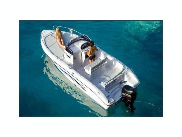 Ranieri 20 shadow Location bateaux de Villefranche sur Mer