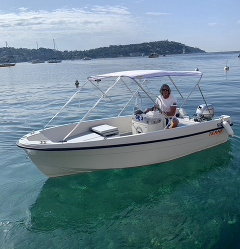 Rental-boat villefranche-sur-mer